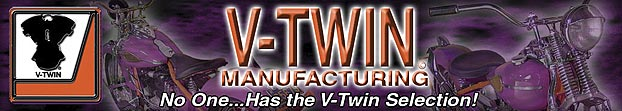V-Twin Manufacturing & Motorcycle Products